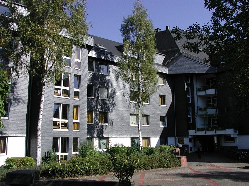 Gebäude Studierendenwerk für die Bochumer Hochschulen und die Westfälische Hochschule