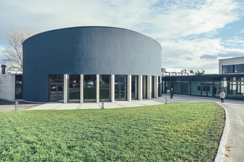 Konzertsaal der Bundesakademie für musikalische Jugendbildung Trossingen