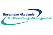Logo Bayerische Akademie für Verwaltungs-Management