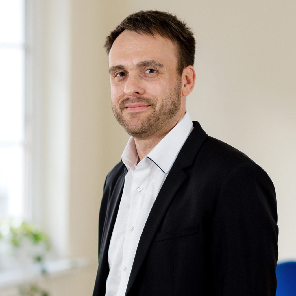 Christian Kairies, Leiter Projektmanagement