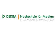Logo DEKRA Hochschule für Medien