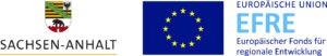 Gefördert durch Mittel des Landes Sachsen-Anhalt und den Europäischer Fond für regionale Entwicklung