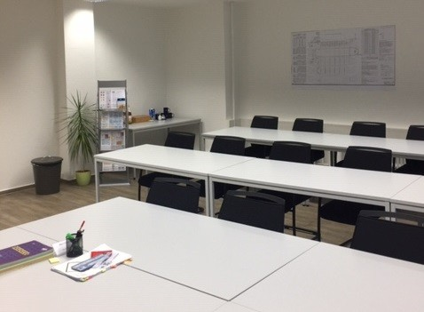 Schulungsraum der Ge-Lo Akademie GmbH