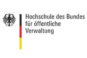 Logo Hochschule des Bundes für öffentliche Verwaltung