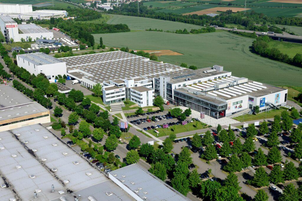 Firmenzentrale INTERSPORT in Heilbronn_Vogl