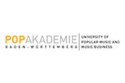 Logo Popakademie Baden-Württemberg