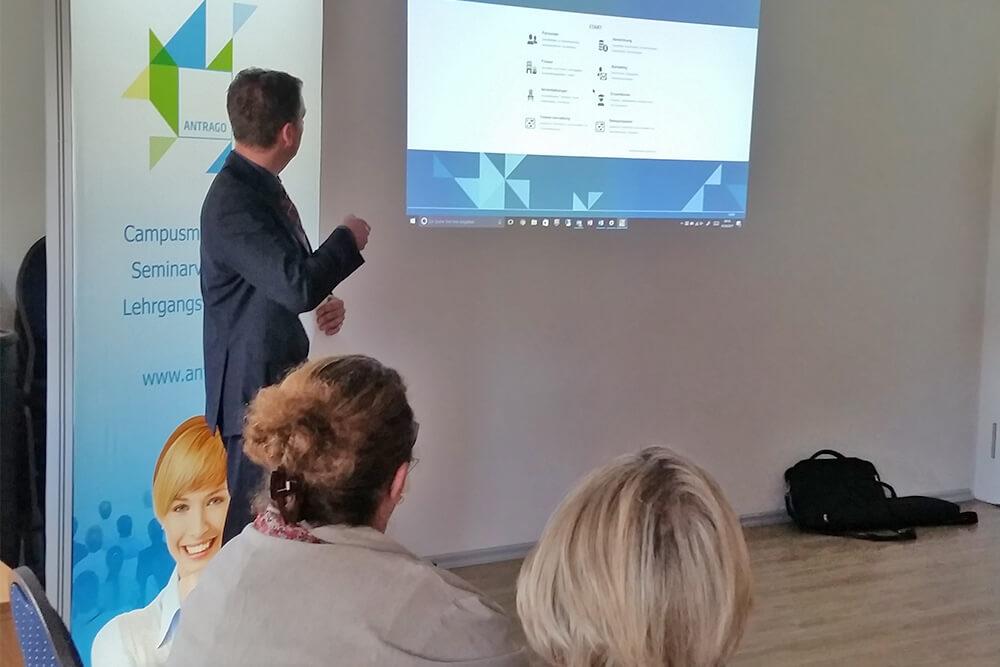 ANTRAGO SYSADM-Tag 2017 in Hasselfelde