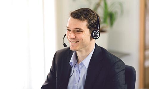 Stellenanzeige Kundenservice RR Software GmbH