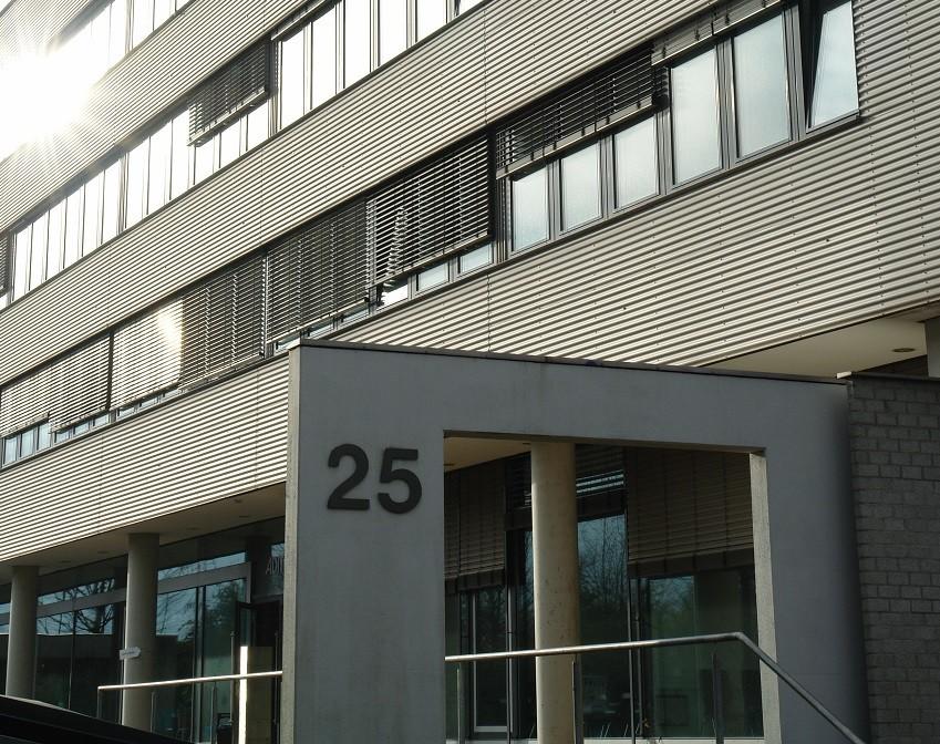 Gebäude Werkzeugmaschinenlabor WZL der RWTH Aachen