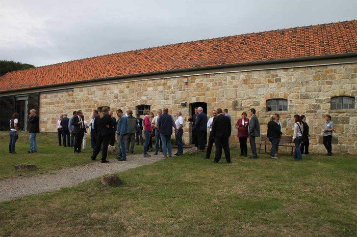 ANTRAGO Anwendertreffen 2016 im Kloster Michaelstein