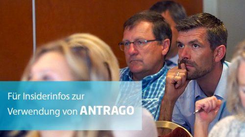 Ankündigung ANTRAGO Anwendertreffen 2022: Insiderinfos
