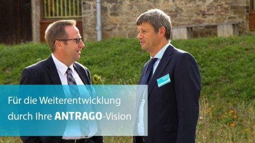Ankündigung ANTRAGO Anwendertreffen 2022: Weiterentwicklung