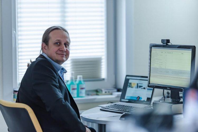 Torsten Freytag (Leiter Kundenservice) berichtet über Neuerungen in ANTRAGO - Digitale ANTRAGO Konferenz 2020